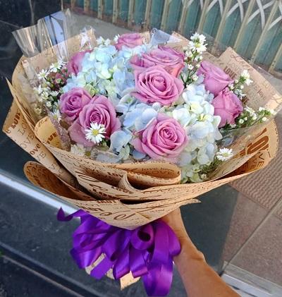 Hoa bo sinh nhat