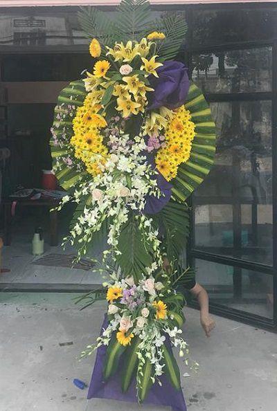 Hoa chia buon o kien tuong long an