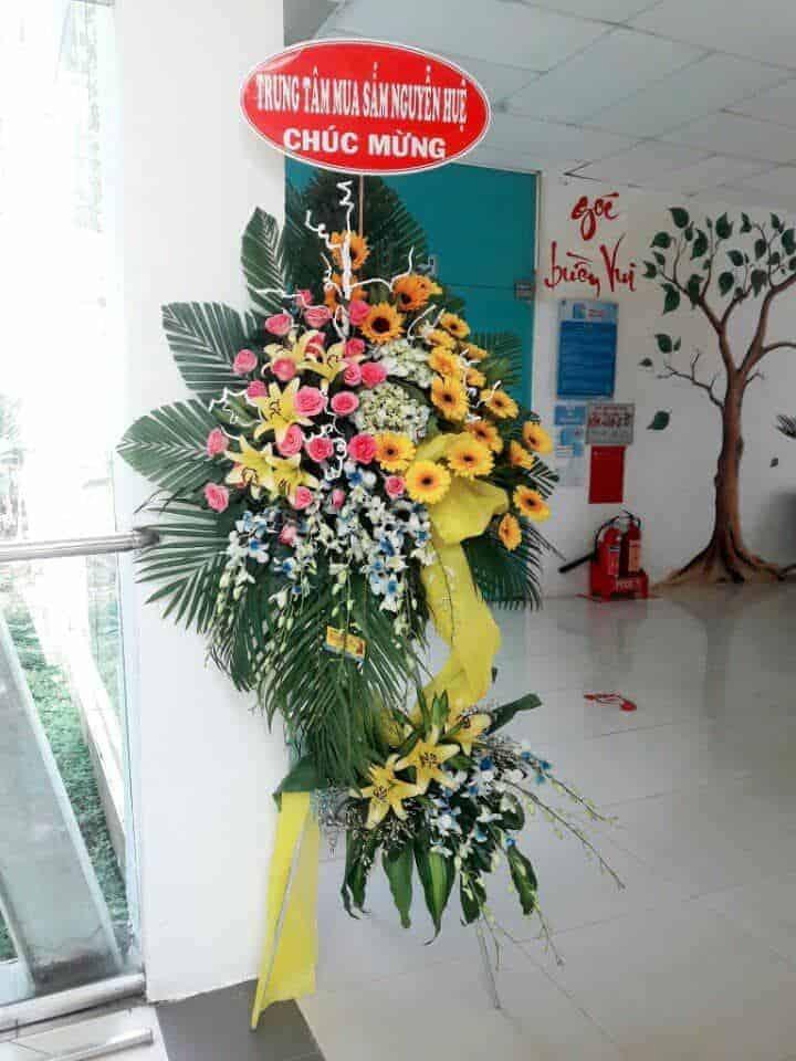 Shop hoa tuoi Long Xuyen