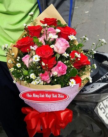 Shop hoa tươi Phú Quốc