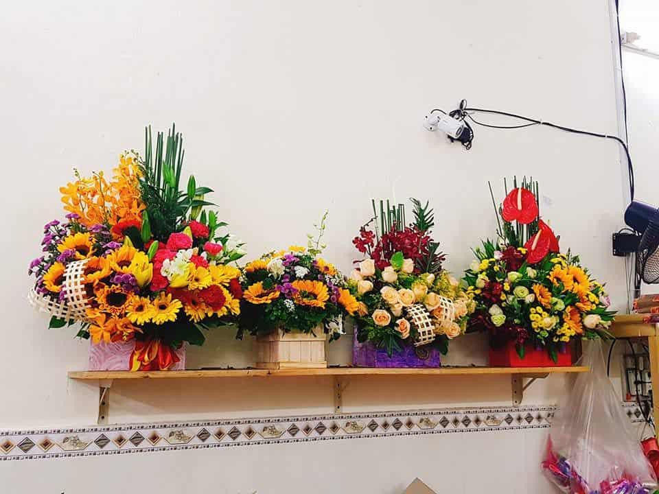 Shop hoa tuoi Quy Nhon