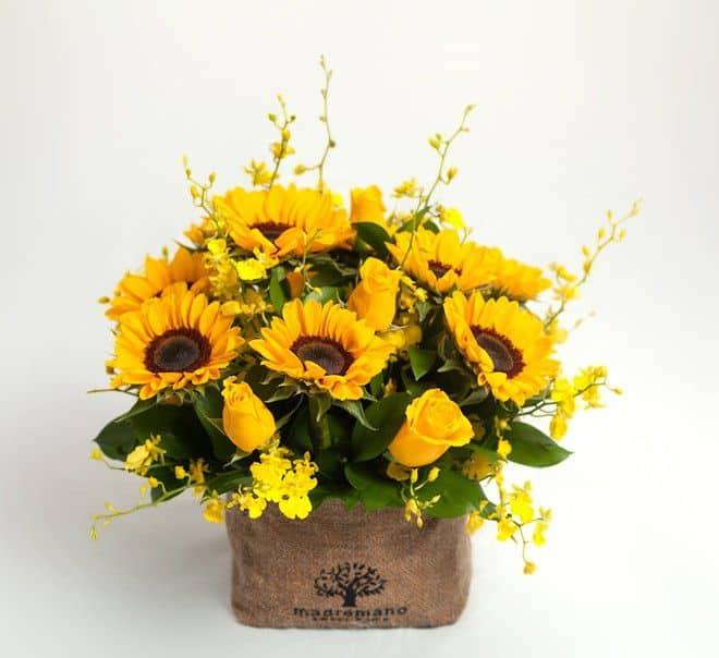 Shop hoa tươi sài gòn giá rẻ