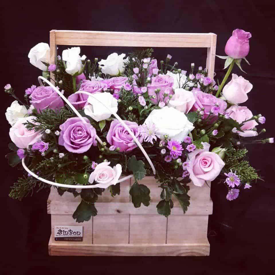 Shop hoa tuoi vi thanh
