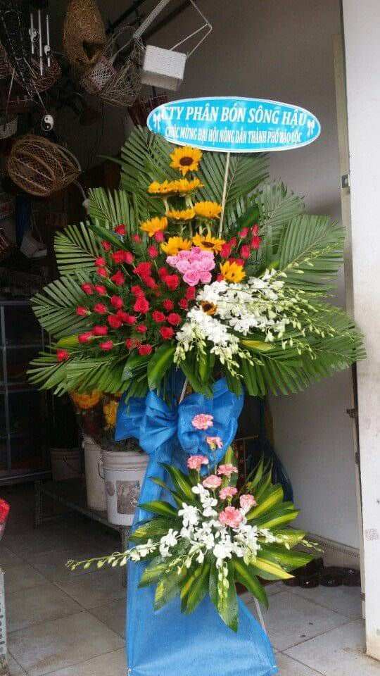 Cửa hàng hoa tươi tại Bảo Lộc Lâm Đồng