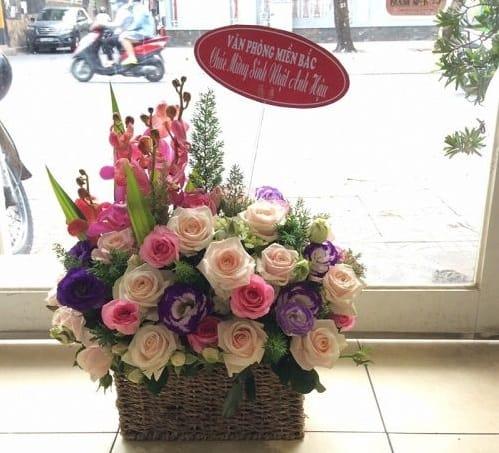 Dien hoa sinh nhat Nha Trang