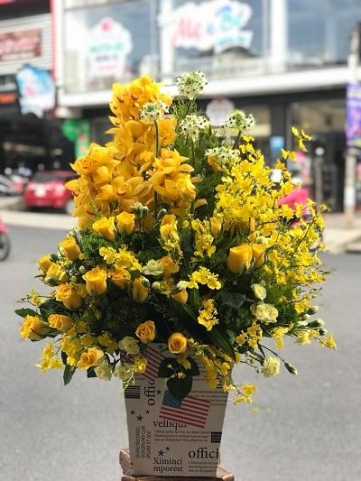 shop hoa tuoi o duc trong