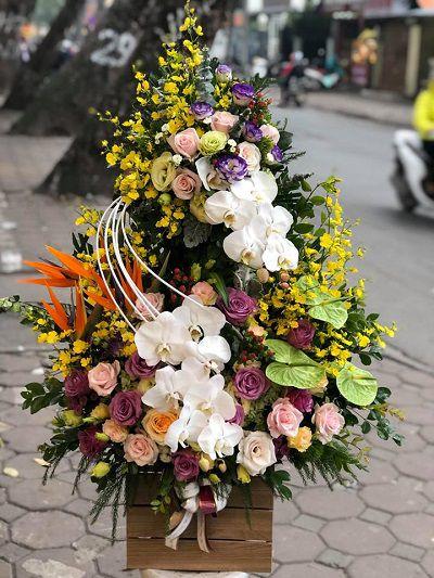 hoa tuoi thach ha ha tinh