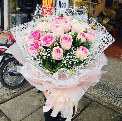 Hoa bo dep o viet tri