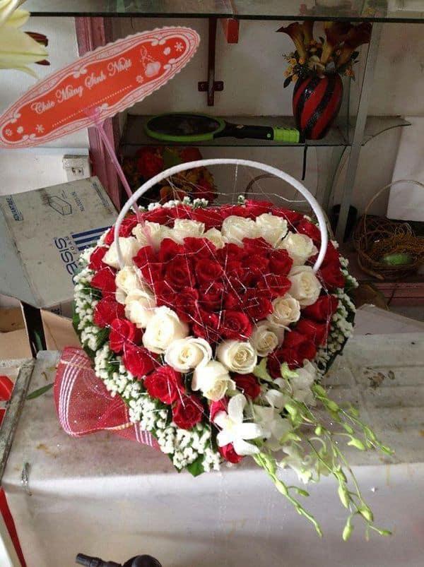 Shop hoa tươi quảng điền