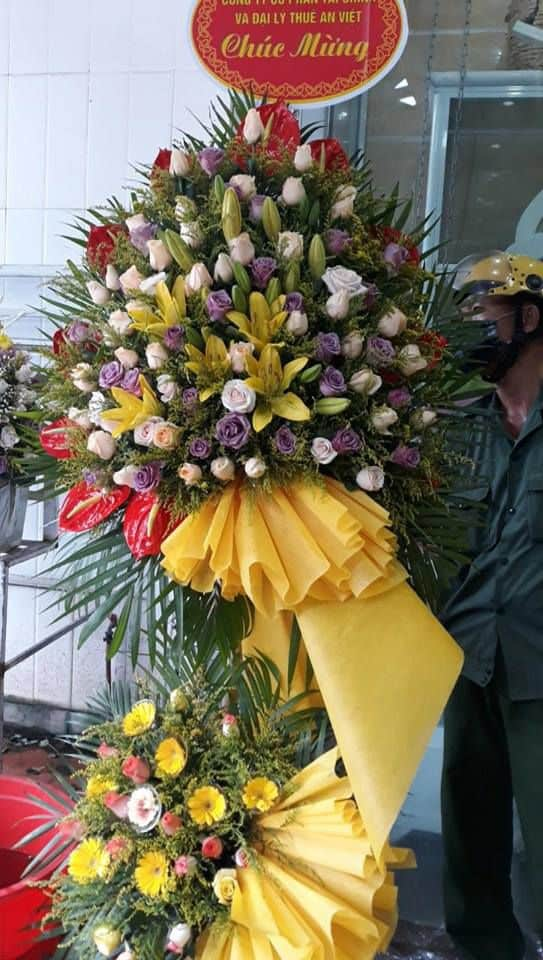 Shop hoa tuoi Vinh Nghe An