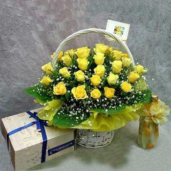 hoa sinh nhat cho nguoi lon tuoi