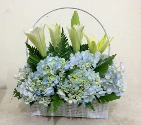 hoa tặng sinh nhật cho người lớn tuổi