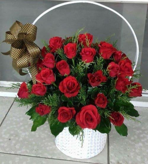 Giao hoa sinh nhật ở Hà Nội