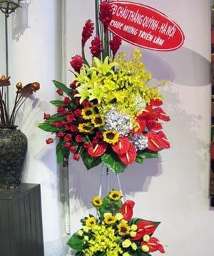 Shop hoa Lý Tự Trọng HCM Quận 1
