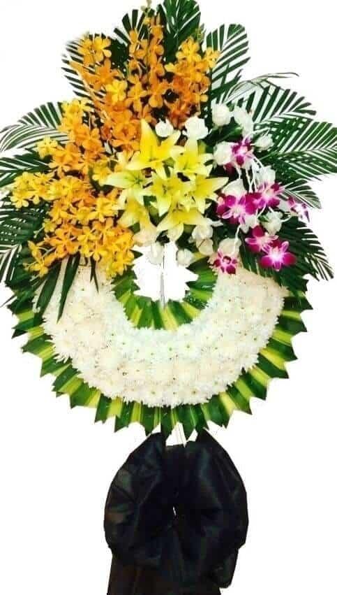 Hoa tang le ben thanh