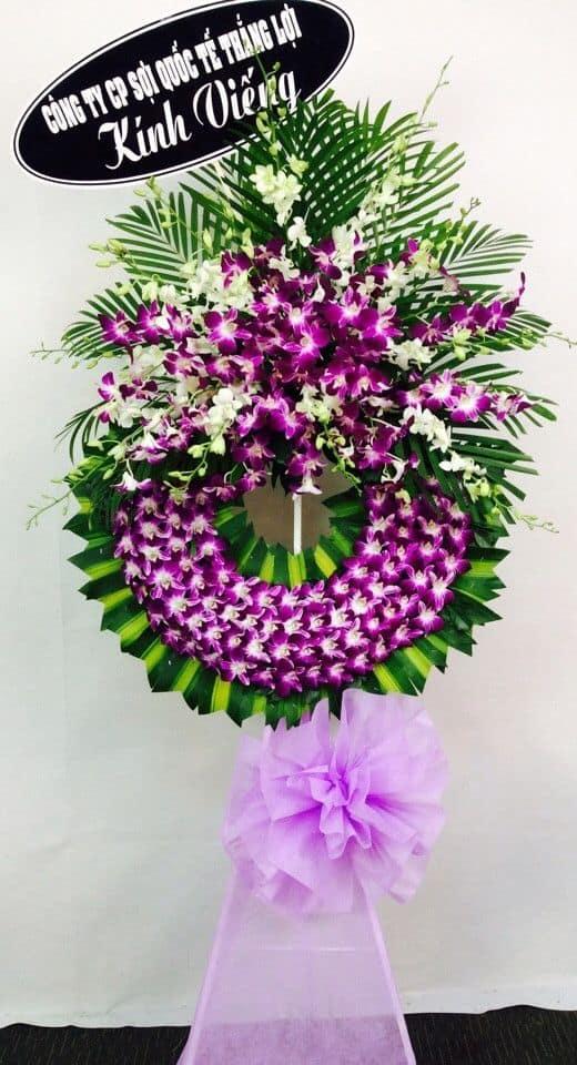 Hoa tang lễ đường lê thánh tôn