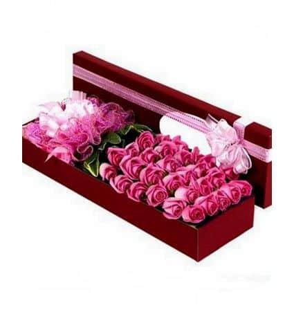 Hoa hộp tình yêu
