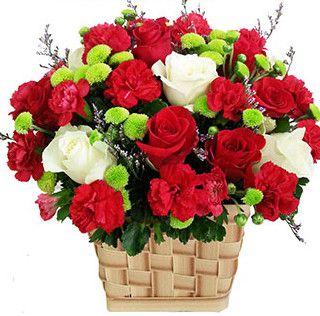 Hoa valentine tang nguoi yeu