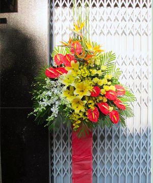 Hoa tặng khai trương HCM