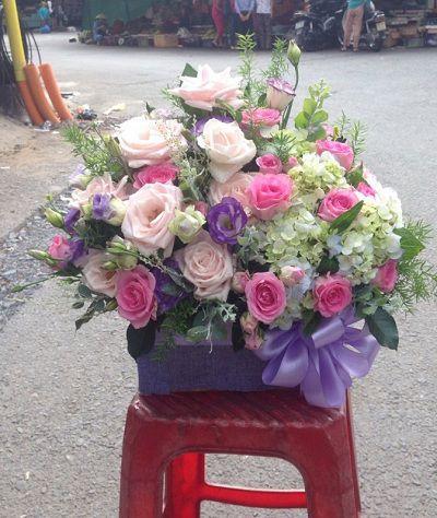 Shop hoa tuoi phuong co giang