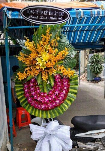 Shop hoa tươi đường Võ Văn Kiệt