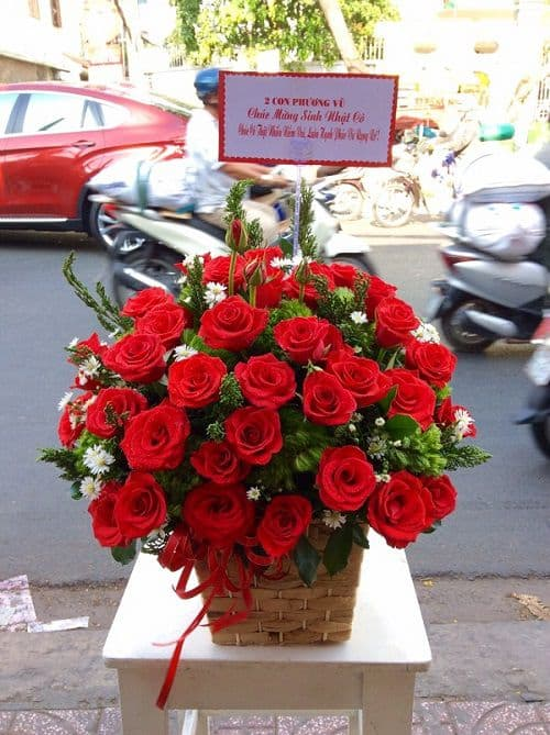Cua hang hoa tuoi Ninh Kieu can tho