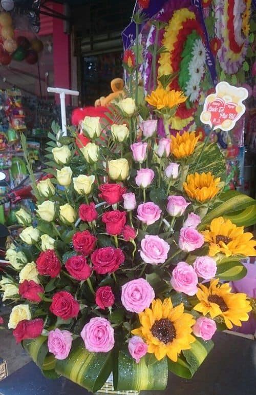 Shop hoa tuoi Ninh Kieu