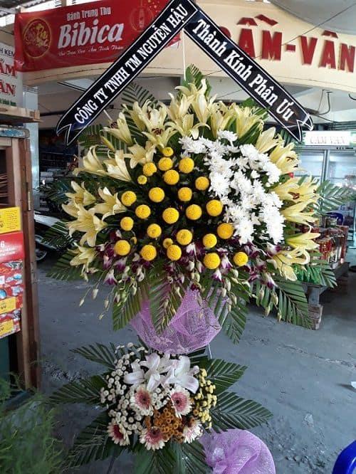 Hoa tươi quận Ninh Kiều Hoa chia buồn