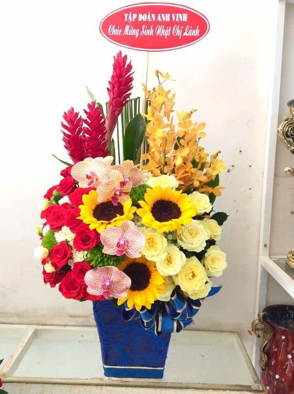 Shop hoa tuoi quan cai rang