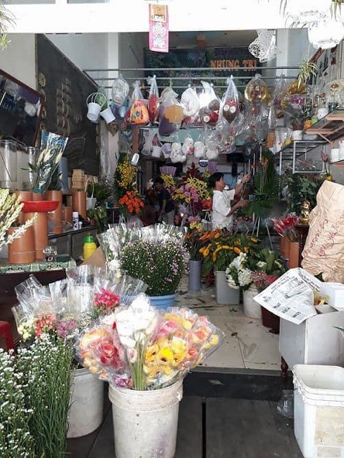 Shop hoa tuoi vinh thanh