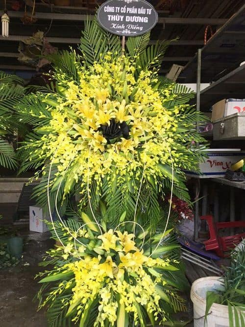 Cửa hàng hoa tươi Bình Dương