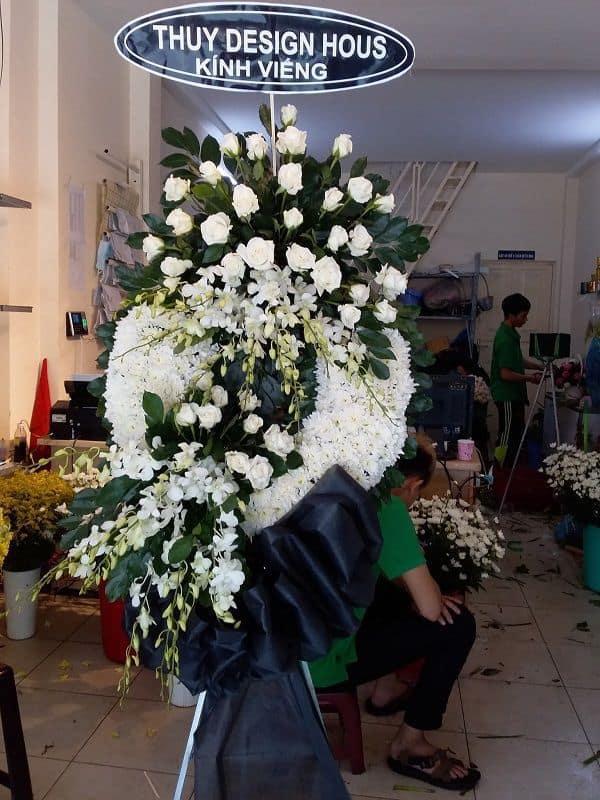 Hoa tang le can gio