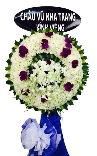 Hoa chia buồn tại củ chi