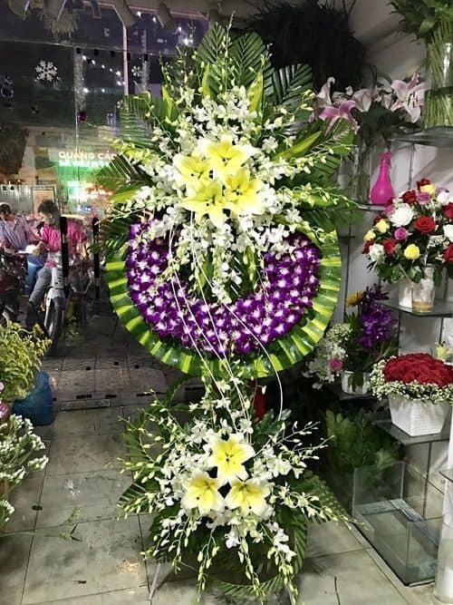 hoa viếng quận phú nhuận