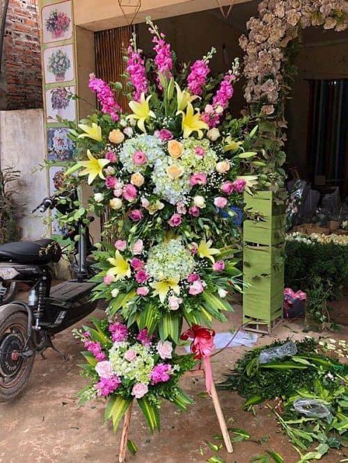 Cửa hàng hoa tươi Ba Vì