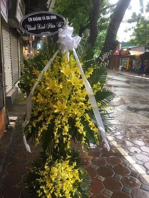 Giao hoa tại đông anh hà nội