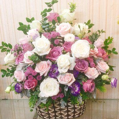Gio hoa o cau giay