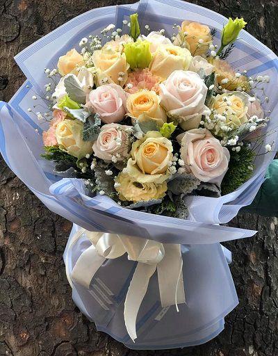 hoa hong sinh nhat