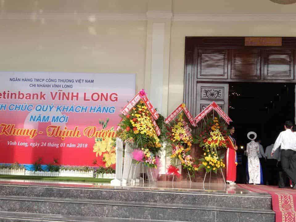 Hoa tuoi Binh Minh