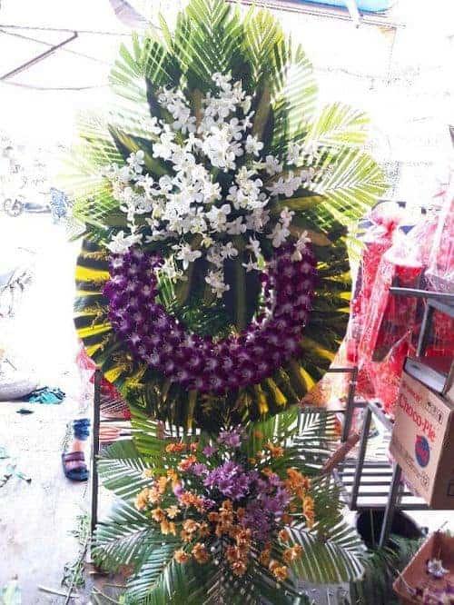 Hoa dam tang chau thanh ben tre