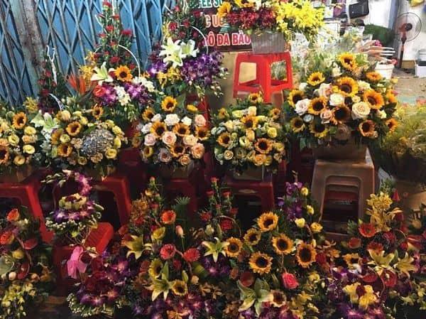 Shop hoa tuoi Ben tre