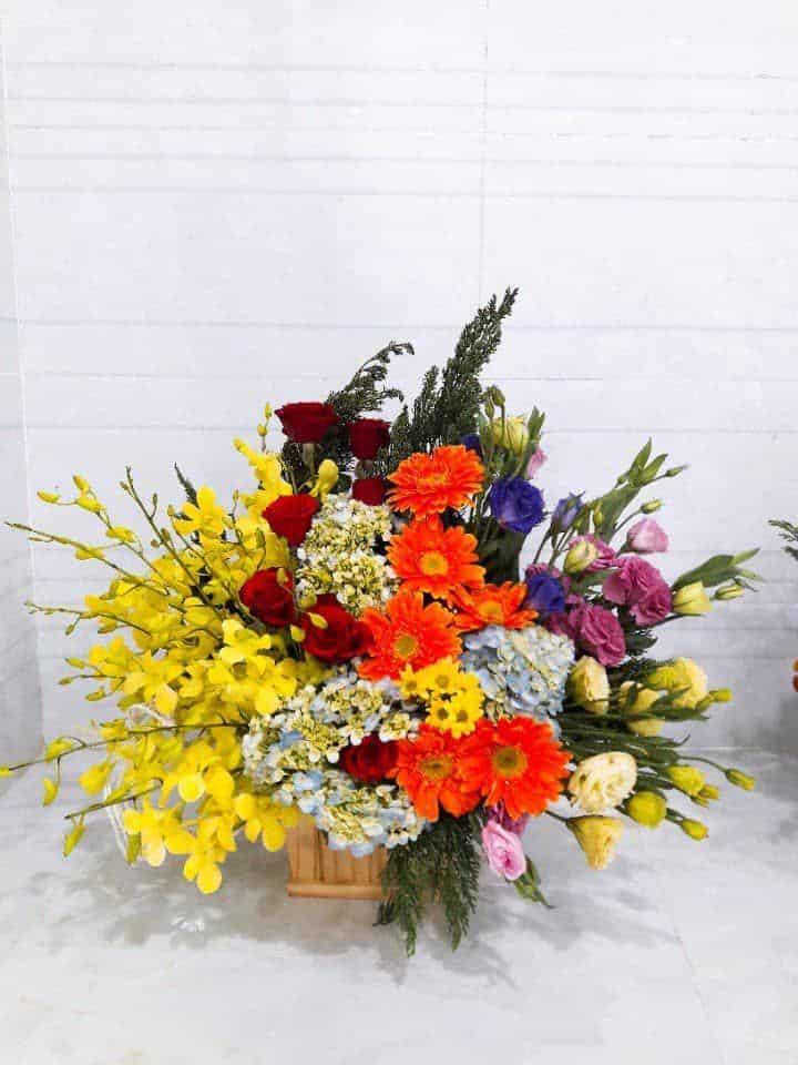 Shop hoa tuoi chau thanh ben tre
