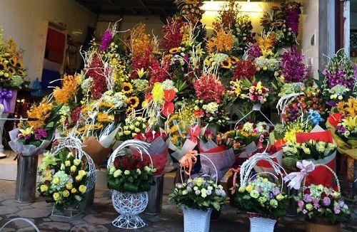 Shop hoa tuoi Gia Lam