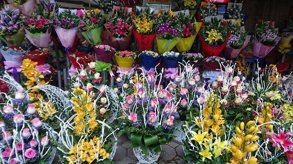 Shop hoa tuoi huyen quoc oai
