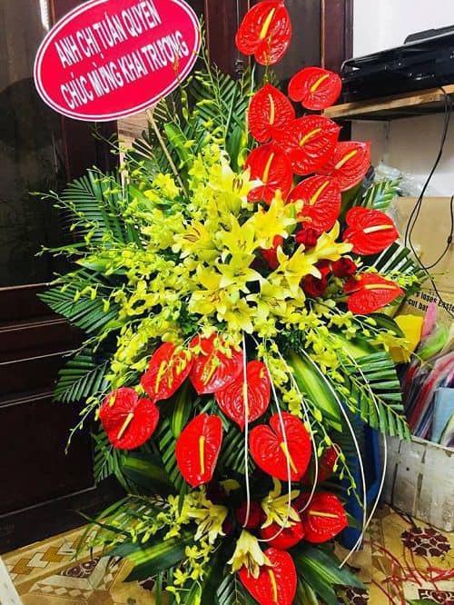 Shop hoa tuoi quan hoang mai