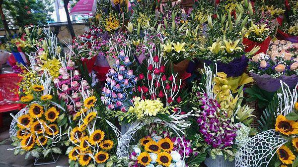Shop hoa tuoi quan thanh xuan