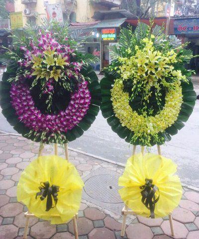 Hoa tang le ba dinh ha noi