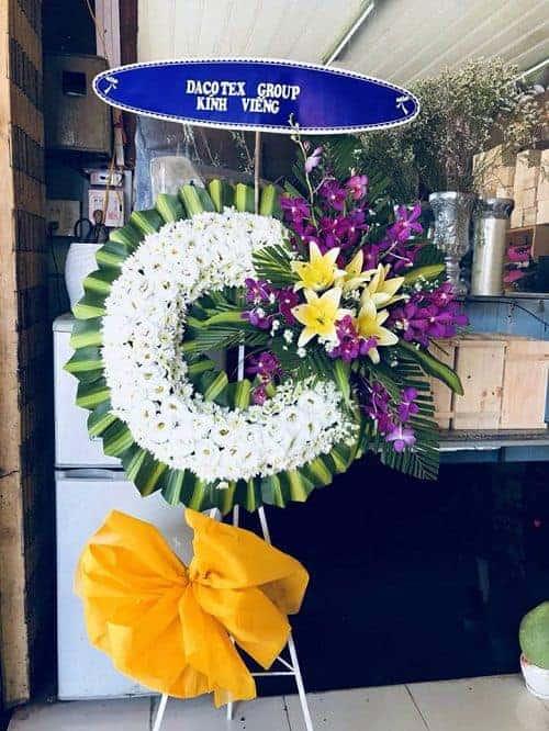 Hoa tang le Nha Trang
