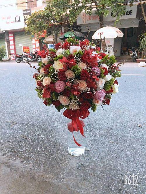 Shop hoa tuoi ha tinh