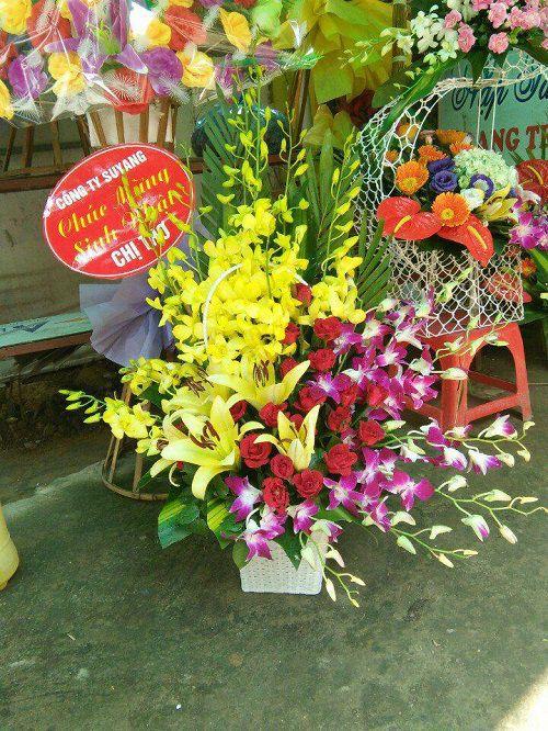 Shop hoa tuoi thanh hoa